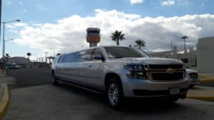 limo airport transfer in cabo